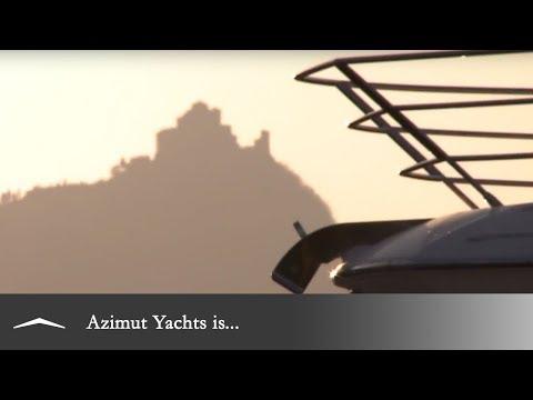 immagine di anteprima del video: Yacht design partener Azimut yacht