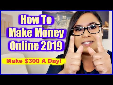 (2018) How To Earn Money Online Fast! How To Make Money Fast! Get Paid Daily!