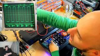 Repairing 2000Wrms generic car amplifiers (Live Q&A)