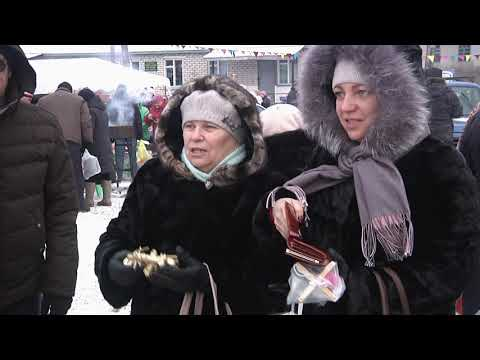 На центральной площади села Байки состоялась традиционная Михайловская ярмарка