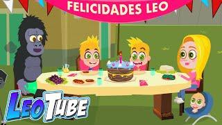 EL Regalo de Cumpleaños de Leo Cartoons