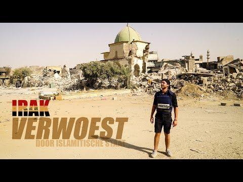 Irak verwoest door IS [REPORTAGE]