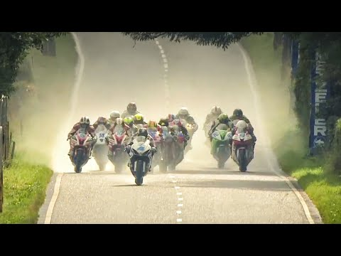 Amazing Irish MotorBike Racing