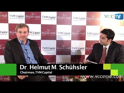 Helmut M Schühsler, chairman, TVM Capital, on bringing portfolio companies in India, investment strategy and global fundraising plans