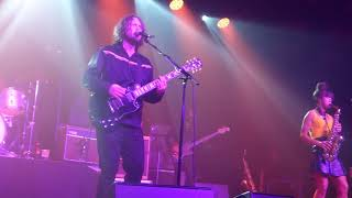 Zutons  Pressure Point   live at Barrowland Ballroom, Glasgow 28 03 2019