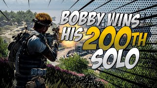 BOBBYPOFF WINS HIS 200TH SOLO MATCH!!!