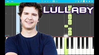 "Lukas Graham   Lullaby Piano Tutorial EASY (""3 The Purple Album"") Piano Cover"