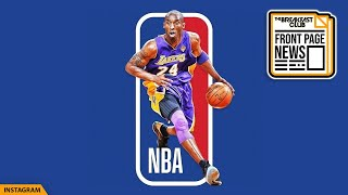 Kyrie Irving Reignites Movement for Kobe Bryant As NBA Logo