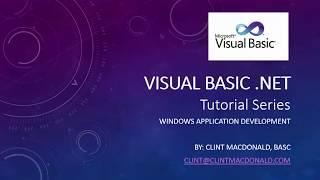 Visual Basic Tutorial 12 - Array of Controls