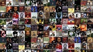 Grammy's 'Rap Album Of The Year' 1996-2017