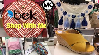 Belk SHOP WITH ME Spring Fashion Shoes Handbags
