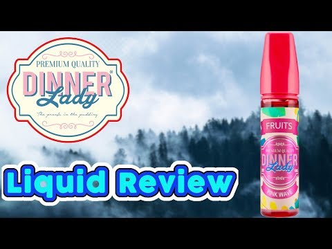 YouTube Video zu Dinner Lady Fruits Pink Wave Liquid 50 ml für 60 ml