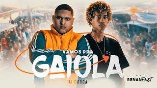SENTA, SENTA, SENTA AI DROGA - Kevin o Chris - Vamos pra Gaiola Feat. FP do Trem Bala