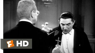 Dracula (9/10) Movie CLIP - Dracula and Van Helsing (1931) HD