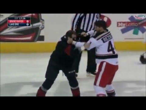 Brett Gallant vs. Joel Rechlicz