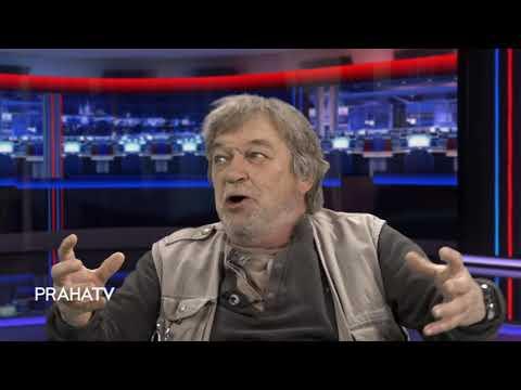 Robin Sobek - Host Dne Roman Skamene (Praha Tv)