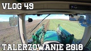 [Vlog #49] Adrian w Polu a Rolnik z Hollywood Siedzi w Domu ☆ Talerzowanie ☆ Grass-Rol Oskar