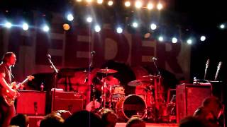 "Feeder - ""White Lines"" live at Sala Bikini (Barcelona, 28/03/2011)"