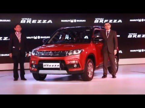 Vitara Brezza - Kinetic Show