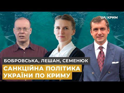 Санкції проти російських компаній | Бобровська, Лешан, Семенюк | Тема дня