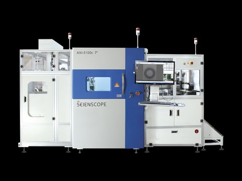 AXI-5100c II Scienscope X-Ray Component Counter