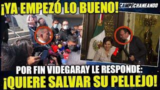 ¡DE ÚLTIMA HORA! VIDEGARAY ACABA DE RESPONDER ACUSACIONES DE ROSARIO ROBLES ¡YA NO PUDO MÁS!
