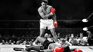 May 25, 1965 | Heavyweight Champion of the World: Muhammad Ali | Muhammad Ali KOs Sonny Liston