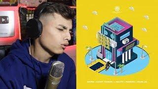 [Reaccion] Ozuna - Baila Baila Baila (Remix) Feat. Daddy Yankee, J Balvin, Farruko, Anuel AA