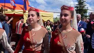 """Мост Дружбы 2018 Тюмень"""
