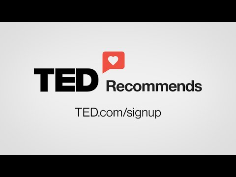 Finally! Get TED Talks recommended just for you