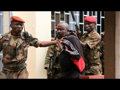 C. Africa ex-militia leader detained at ICC ahead of war crimes trial