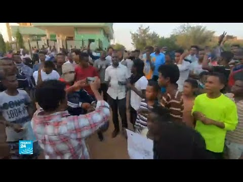 العرب اليوم - وقفة احتجاجية داخل الحرم الجامعي في الخرطوم