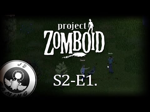 [CZ-LP] Project Zomboid #S2-E1 - Nová série, nový záčátek