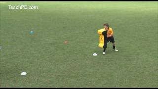 Contact Skills – The Spin – Rugby Drill