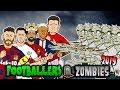 🧟Footballers vs Zombies: 2019🧟 (Messi, Neymar, Mbappe, Salah, Kane & more! Halloween Special)