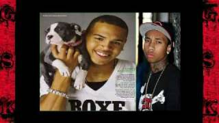 Chris Brown ft. Tyga - Regular Girl **Full Song**