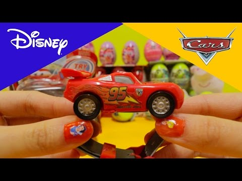 Disney Pixar Cars Digital Watch Unbox