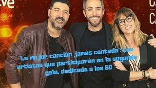'La Mejor Canción Jamás Cantada': Los Artistas Que Participarán En La Segunda