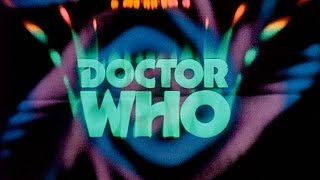 Third Doctor Titles Version 1 (1970, Spearhead From Space, HD)