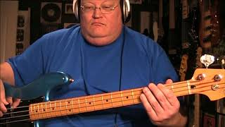 Dio Straight Through The Heart Bass Cover with Notes & Tab
