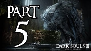 ► Dark Souls 3: Ashes of Ariandel | #5 | Sister Friede | CZ Lets Play / Gameplay [1080p] [PC]