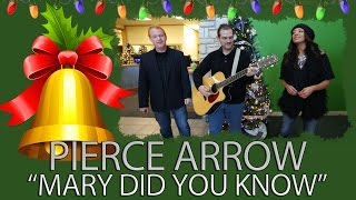 Pierce Arrow performs Mary Did You Know at Branson Tourism Center Video