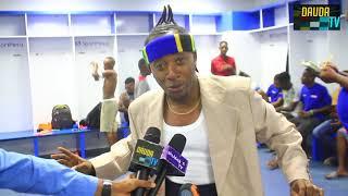 Mbwembwe Za Kocha Joti Dreesing Room Team Samatta Vs Team Kiba