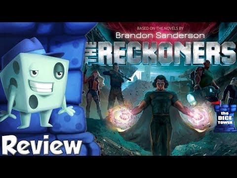 The Reckoners Review - with Tom Vasel