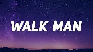 TMG - Walk Man (Lyrics)