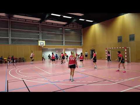 5 premières minutes du match Séniors Féminines VS coteaux de Gascogne, le 27 octobre 18
