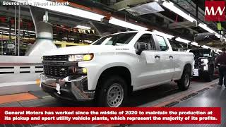 GM to stop production at its San Luis Potosi facility
