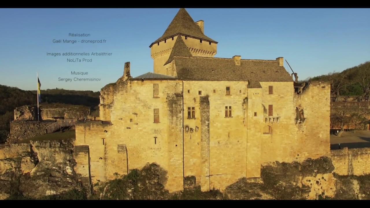 Le Château de Castelnaud - vidéo
