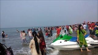 এক নজরে কক্সবাজার সমুদ্র সৈকত   সুগন্ধা বিচ   কক্সবাজার সমুদ্র সৈকত   Cox's Bazar Beach, Bangladesh