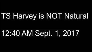 Hurricane Harvey was man made using NEXRAD Radar